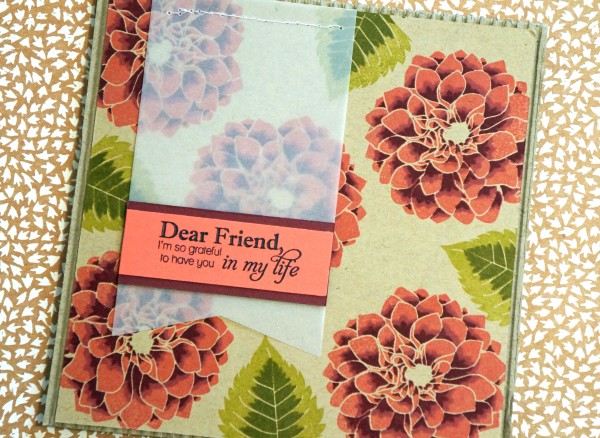 Dear Friend 1