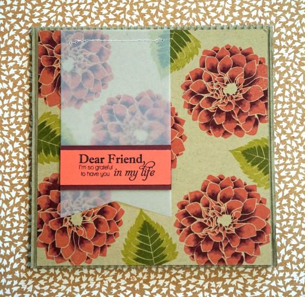 Dear Friend 2
